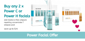 Power facial offer