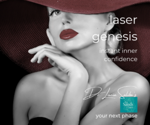 Instant Inner Confidence - Laser Genesis at Le Sands Clinic